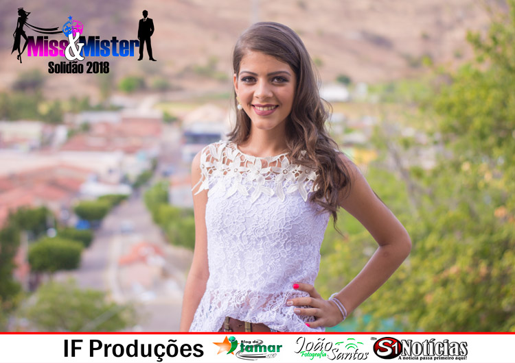 Emily Ducarmo candidata a Miss e Mister Solidão 2018