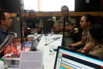 Polícia intensifica campanha para ajudar a recuperar celulares roubados