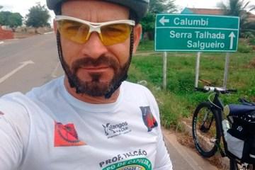 Cláudio Keneddy saiu de Afogados da Ingazeira rumo a São Paulo – Foto: Reprodução