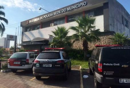 Caso de estupro foi registrado na Delegacia Sede de Praia Grande - SP Foto: Andressa Barboza