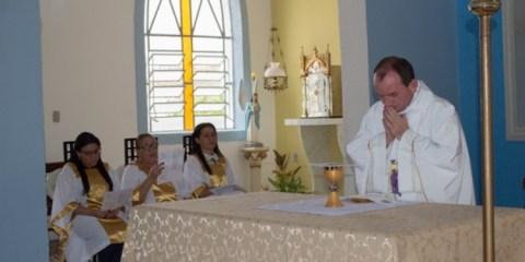 Padre Genildo Herculano – Foto: JoãoSantos/S1Noticias