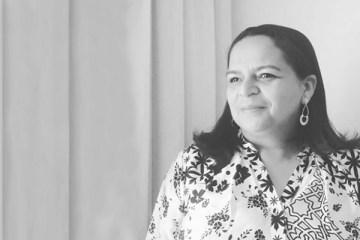 Simony marques era a Coordenadora Geral da Educação na gestão Djalma Alves – Foto: Reprodução