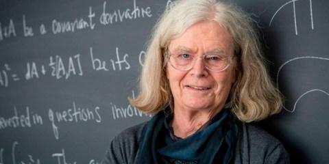 Americana de 76 anos é a primeira mulher a receber Prêmio Abel de matemática