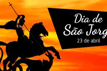 23 de Abril - Dia de São Jorge