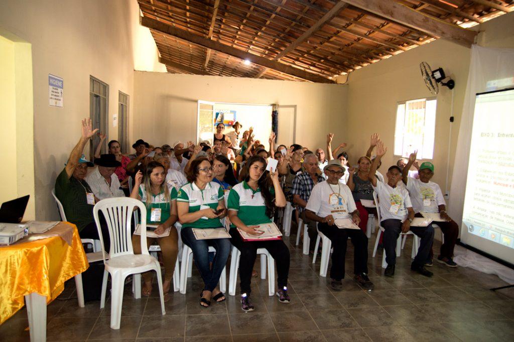 Conferência Municipal dos Direitos da Pessoa Idosa – Foto: João Santos/ S1 Notícias