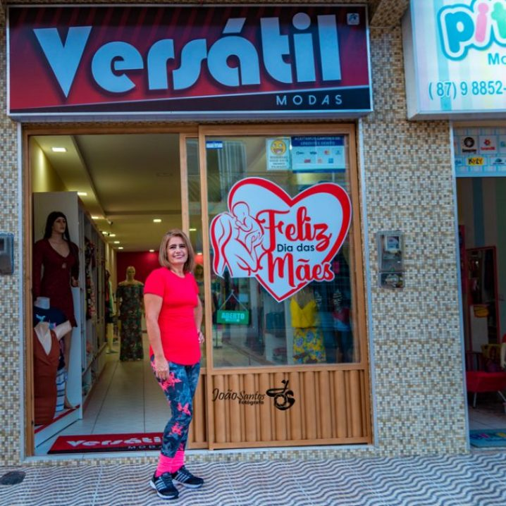 Promoção de maio na Versátil Modas – Foto: João Santos fotógrafo/ S1 Notícias