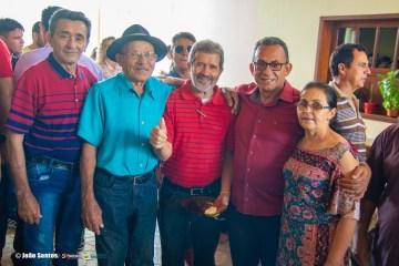 Visita de Gonzaga Patriota a Solidão – Foto: João Santos/ S1 Notícias