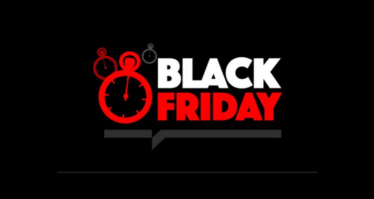 29 de Novembro - Black Friday