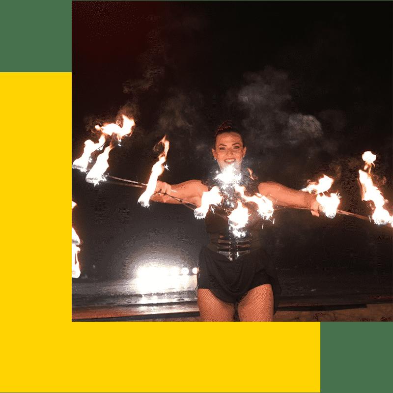 performer feu