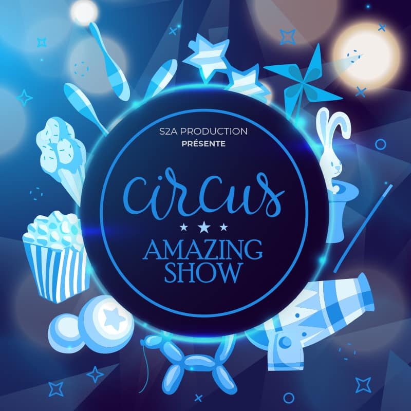 CIRCUS AMAZING SHOW Music Hall