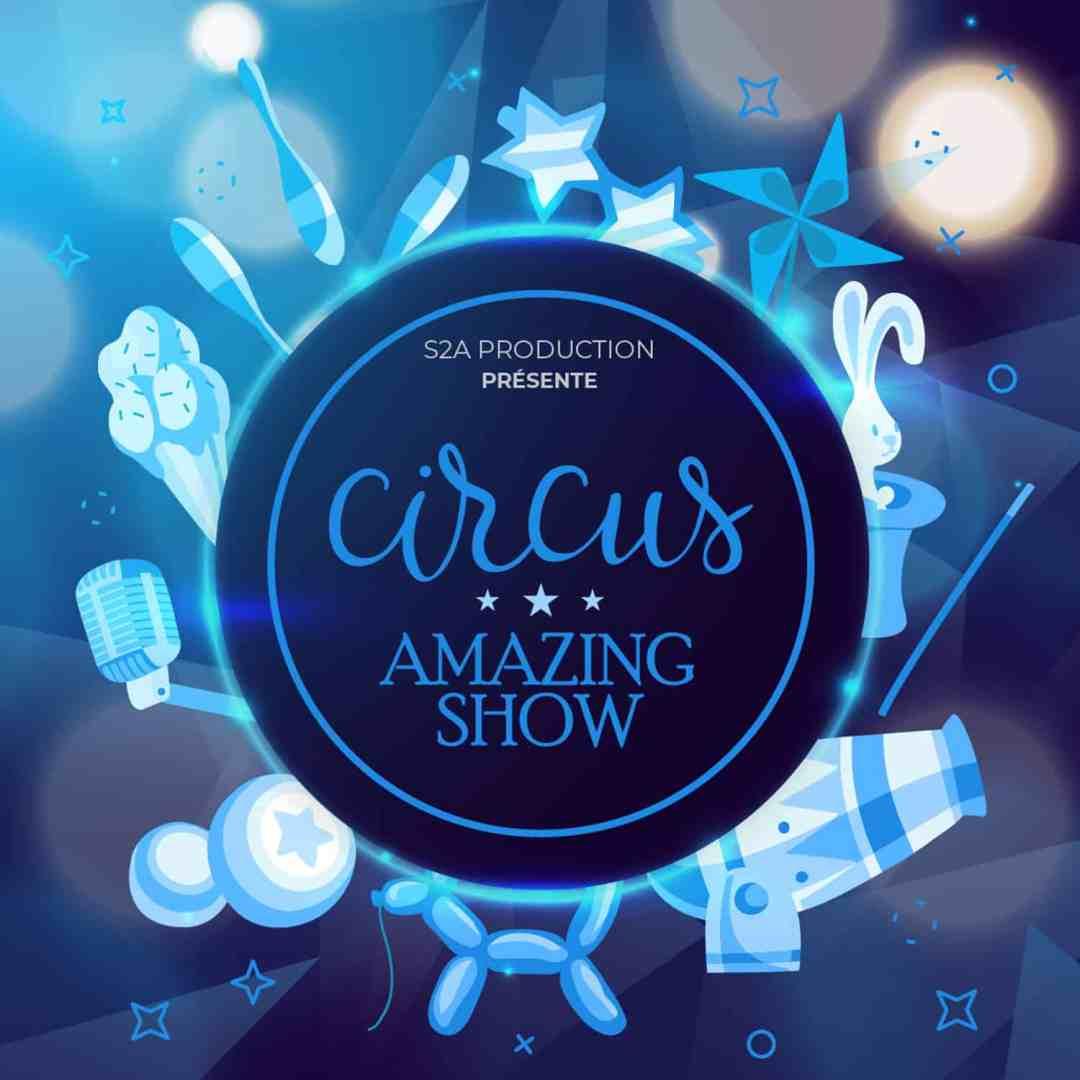Circus Amazing Show Music Hall