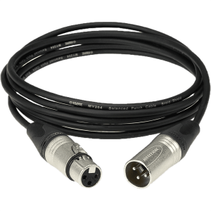 cable xlr 3 broches