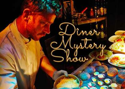 Diner Mystery Show