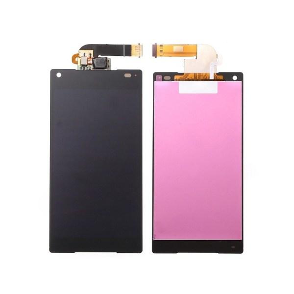 ENSEMBLE VITRE TACTILE + ECRAN LCD SONY Xperia Z5 Compact ...