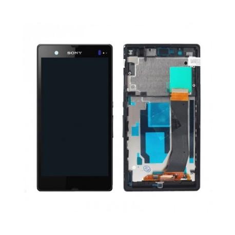ENSEMBLE NEUF ECRAN LCD + VITRE TACTILE + CADRE Sony ...