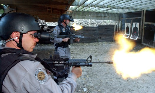 Tactical Carbine Training Florida