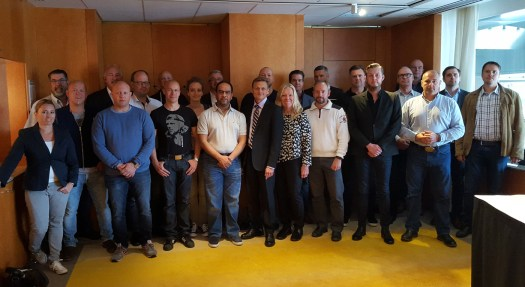 Anti-Terrorism Officer (ATO) Course Stockholm 2016