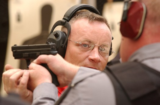 Handgun Firearms Training Florida