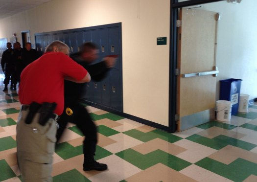 school security officer training