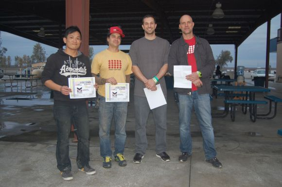(L to R) STREET P3 Gary Yeung, P1 The Ringer, and P2 Joseph Jafry