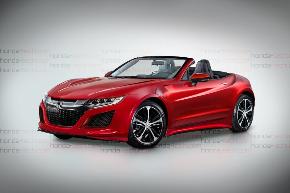 s2ki.com Honda S2000 roadster successor replacement news leak info