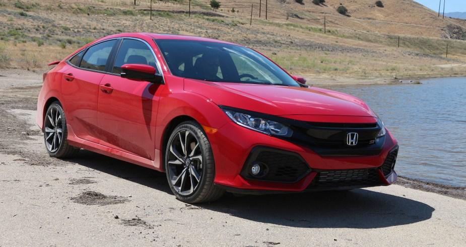 S2KI.com Honda-tech.com 2017 Honda civic si review
