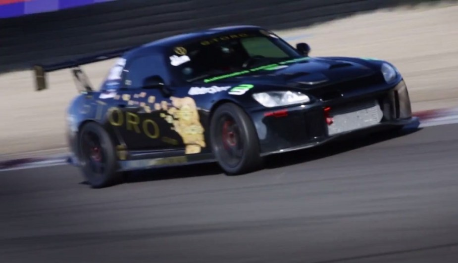 s2ki.com HKS supercharged Honda S2000 S2K time attack greek PB motorsport Zandvoort