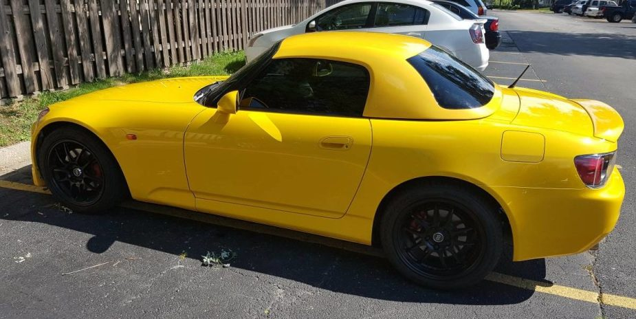 S2Ki.com Honda S2000 S2KI Spa Yellow AP1 for sale