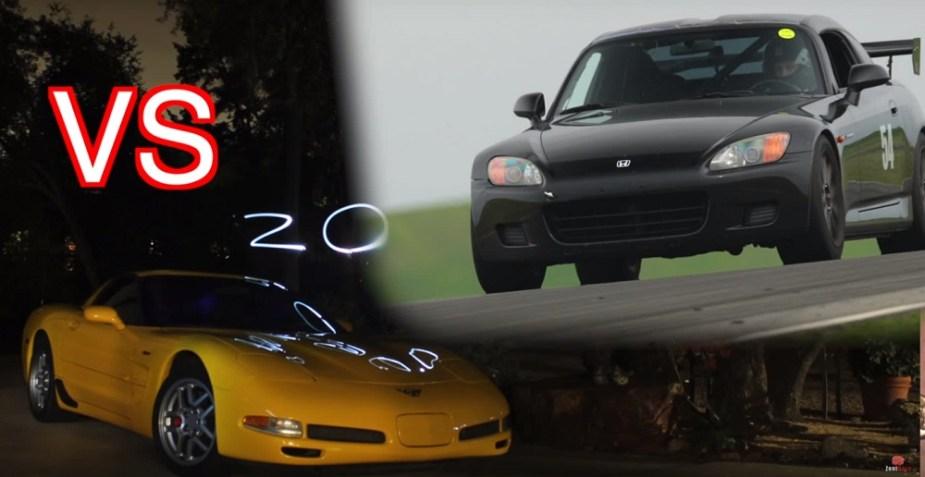 S2KI.com Honda S2000 vs. C5 Corvette Z06