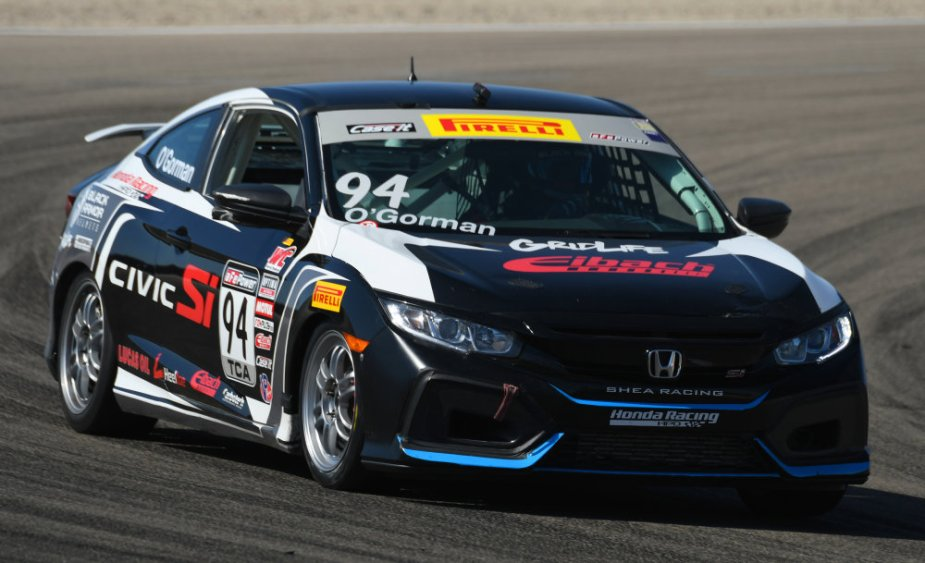Civic Si Road Racer