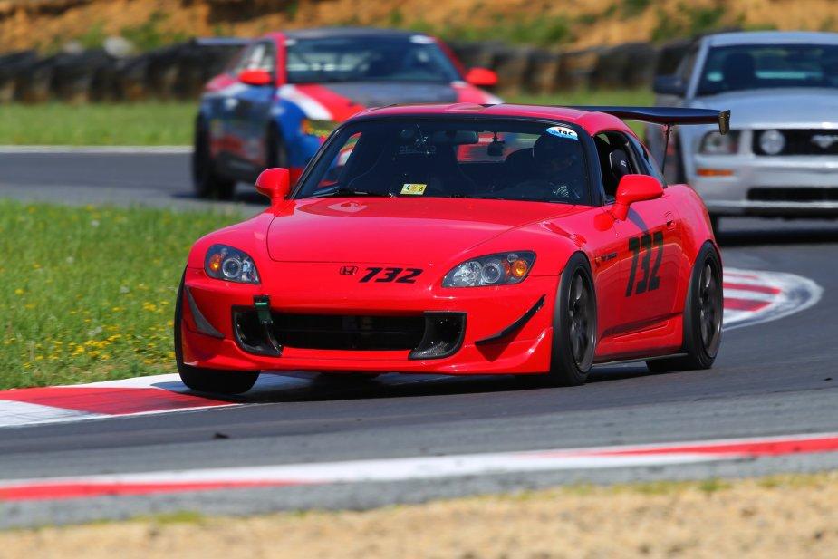 S2000 track build