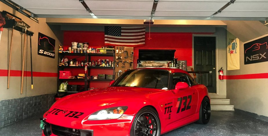 An S2000 track build that's comfortable enough to drive to the track.