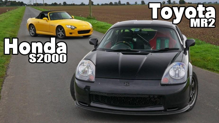 s2000 vs k20 mr2