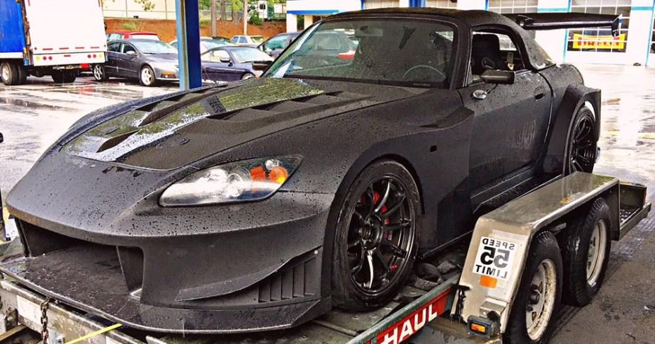 S2KI.com JDM_98R widebody Honda S2000 turbo S2K build thread
