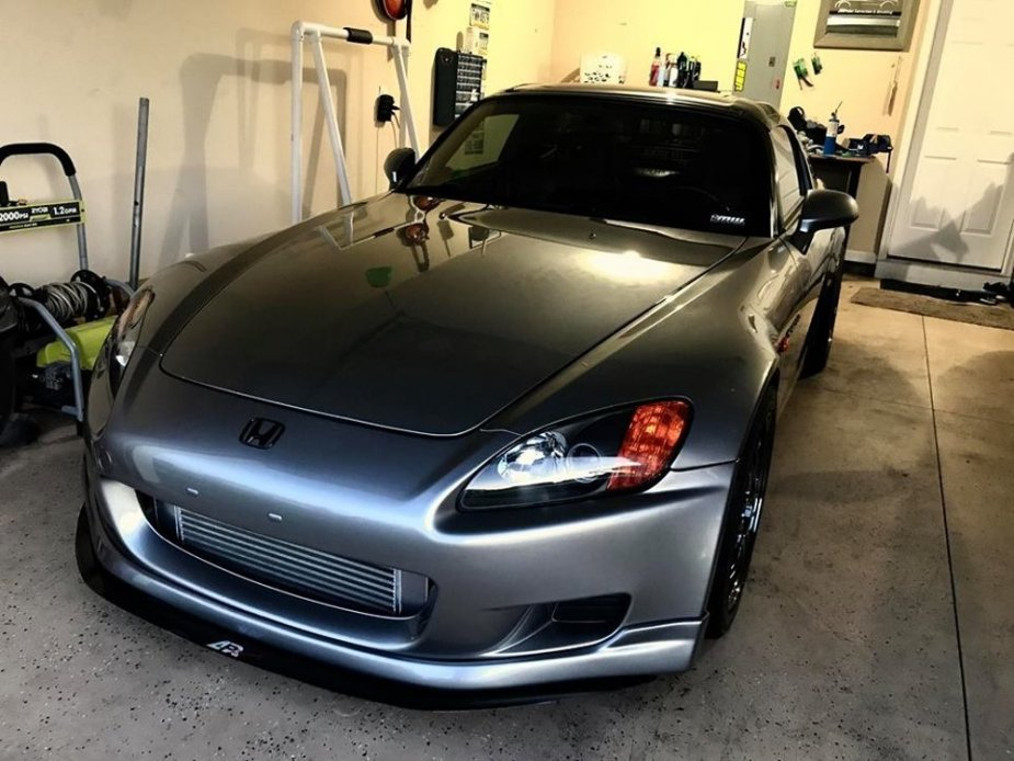 Ap1Chief Turbo S2000 Front