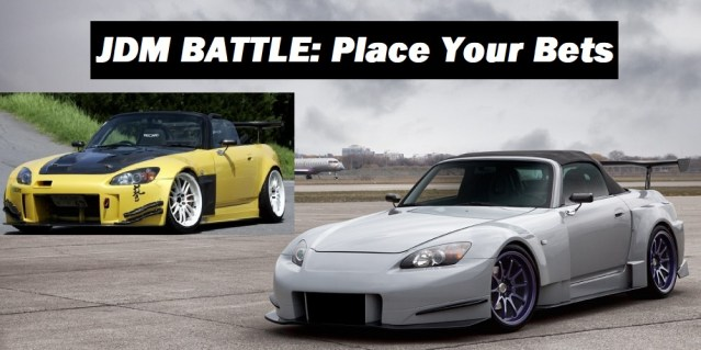 S2KI.com Honda S2000 Touge Battle Best Motoring J's Racing Powerhouse Amuse