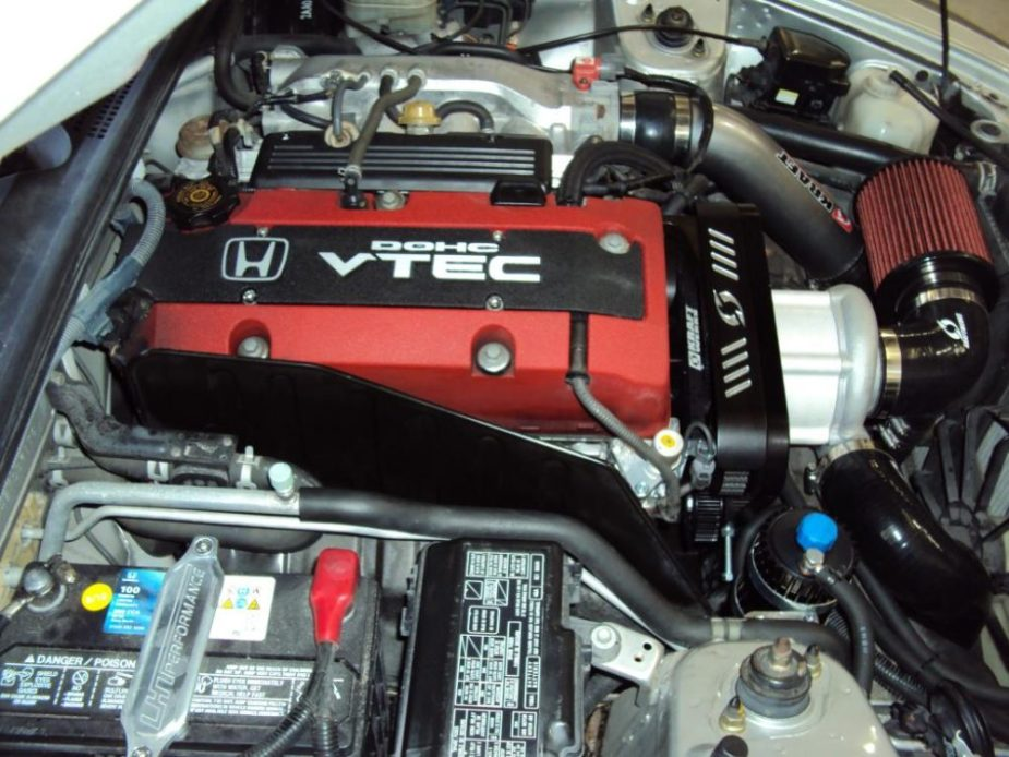 S2000 Supercharger
