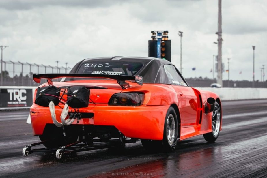 Honda S2000 Drag Car