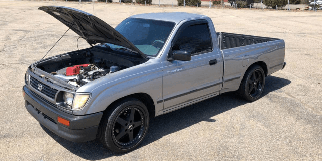S2000 Powered Toyota Tacoma