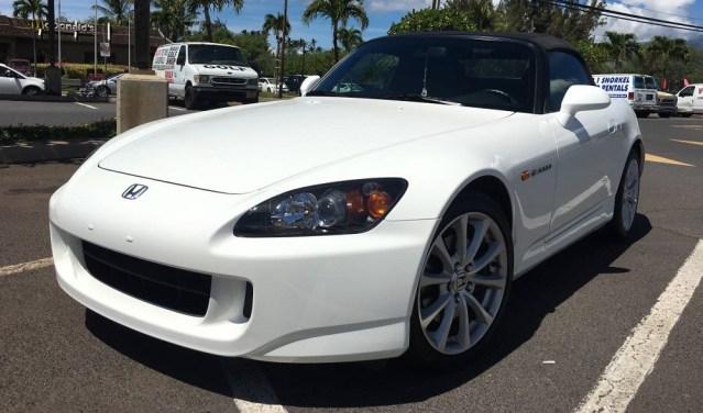 Honda S2000 $38,599 Value Questions Price AP1 AP2 Appreciating Depreciating S2KI.com