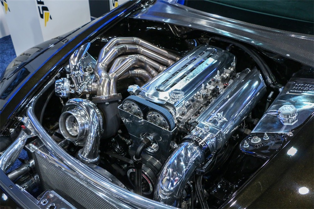 2JZ Swapped S2000 by Under Pressure Racing.