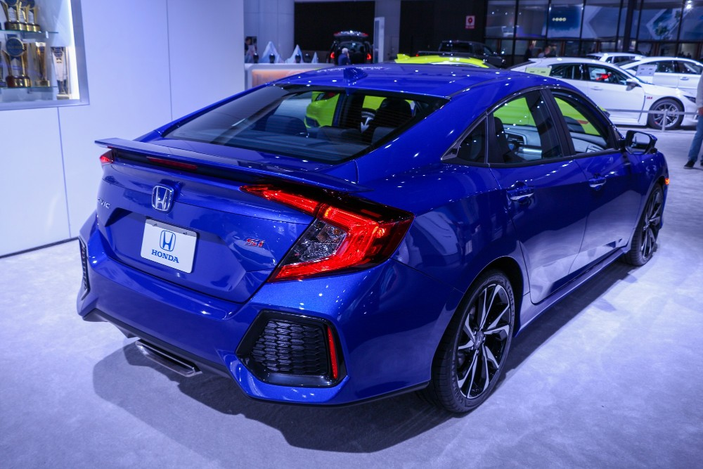 Honda Civic Type Si