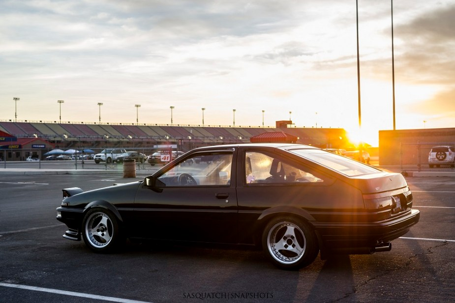 Would You Trade Your S2000 for a Super Clean Toyota Corolla AE86?