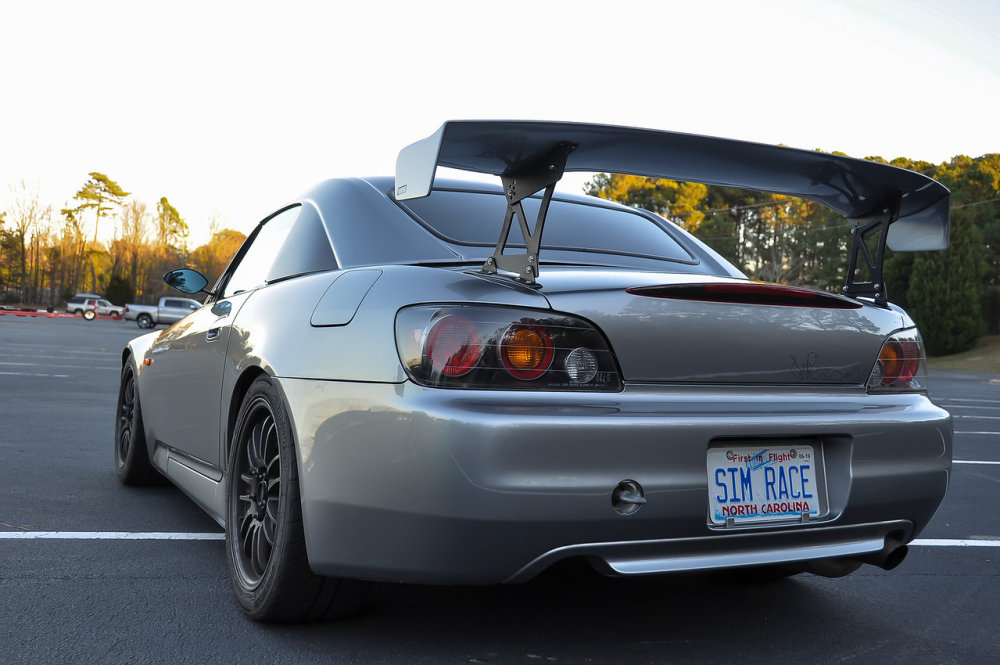 2006 Honda S2000 Track Car Low Rear
