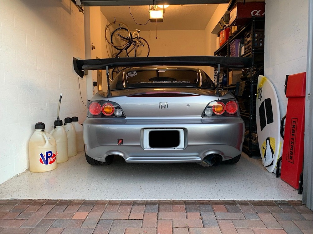 Track Hero AP2 S2000 for sale