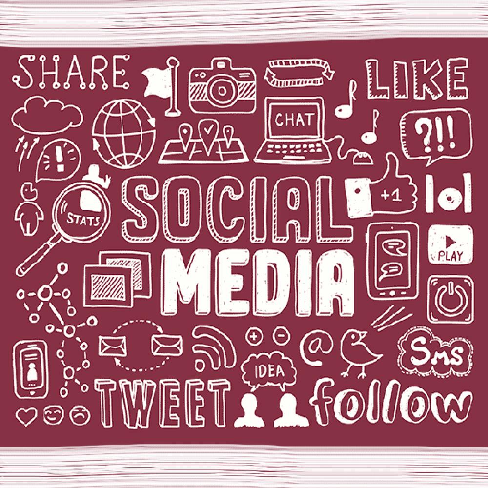 social media. set up. s2r studios
