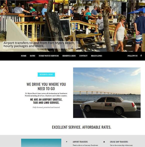 s2r studios, website design