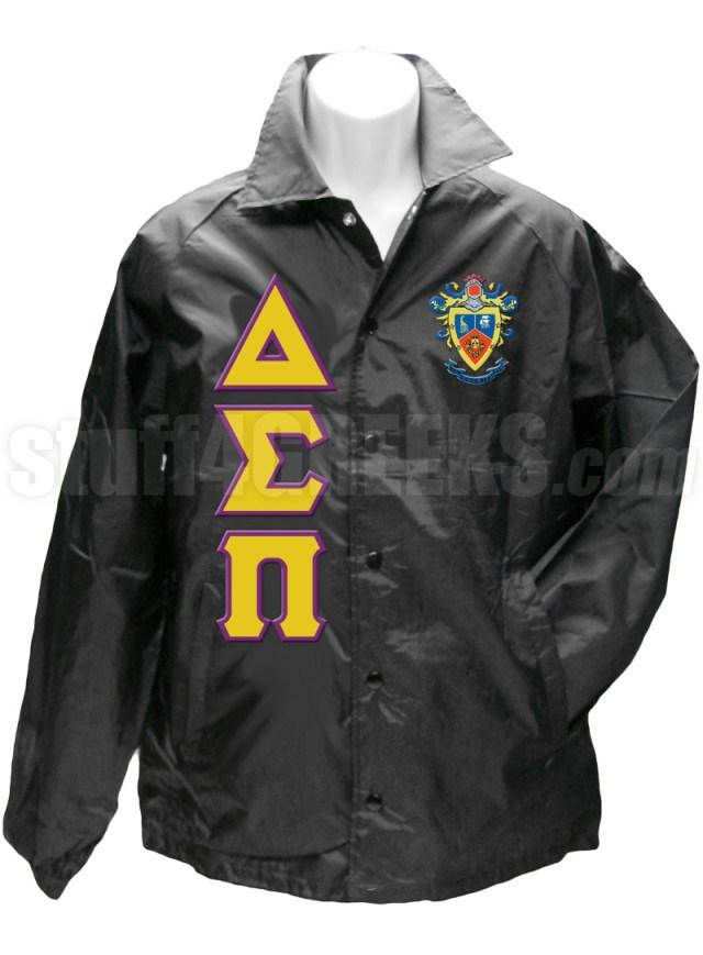 Delta Sigma Pi Greek Letter Line Jacket