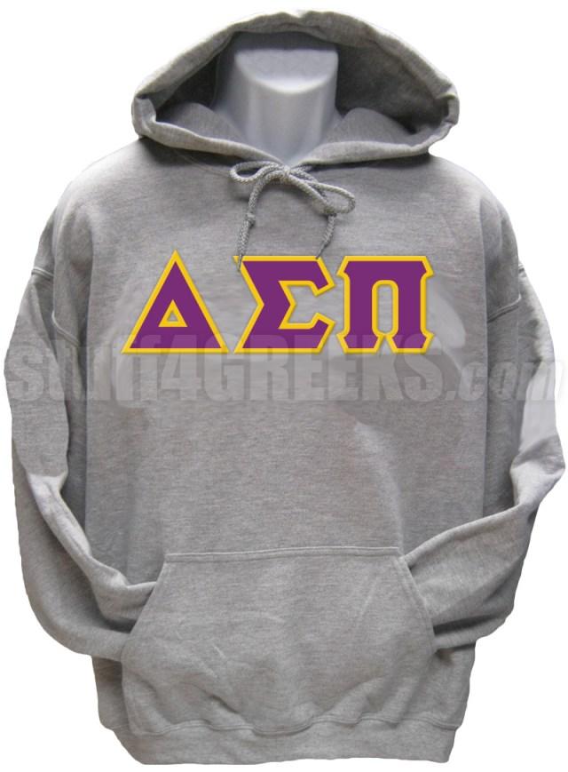 Sigma Nu Greek Letter Pullover Hoo