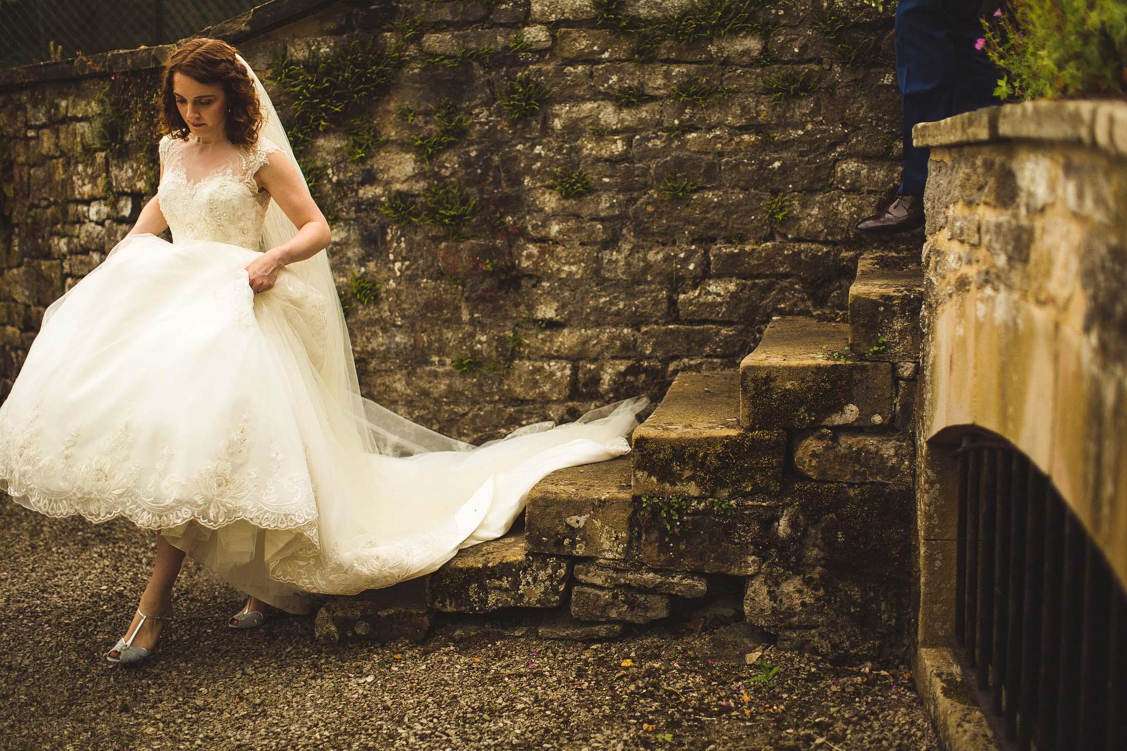 Hassop wedding